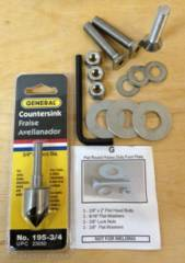 Q. Round Footplate Bolt Kit_image